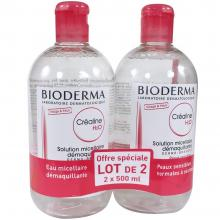 Bioderma Créaline H2O Micelle Solution, 500ml